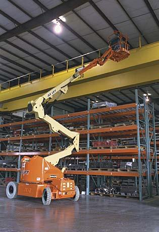 Sollevatori a braccio elettrico E400AJ