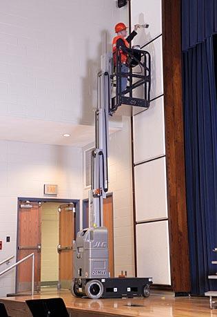 Sollevatori verticali mobili semoventi 20MVL
