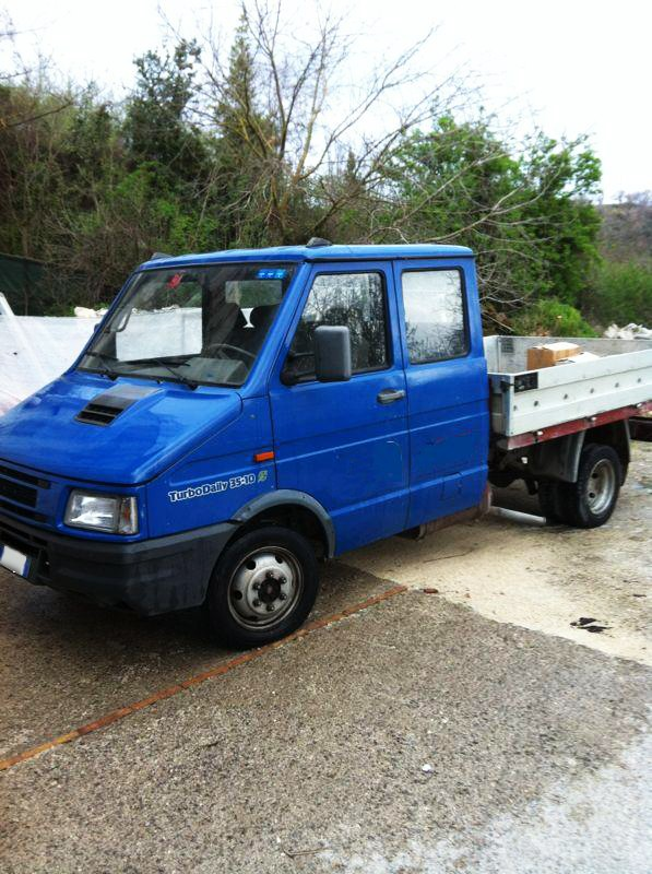 IvecoDaily 35-10